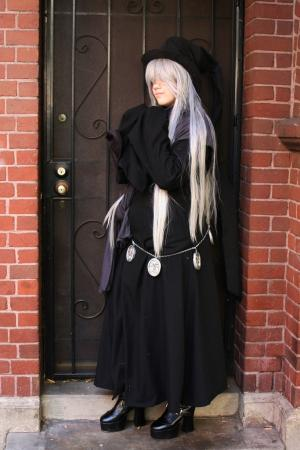 Undertaker from Black Butler