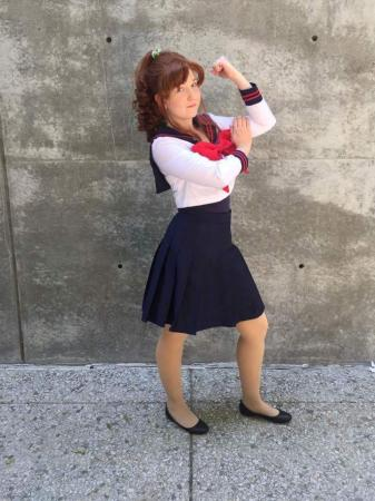 Makoto Kino from Sailor Moon Sailor Stars worn by Second Star Cosplay