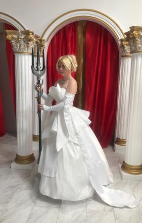 Lunafreya Nox Fleuret from Final Fantasy XV worn by Second Star Cosplay