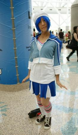 Emi Toshiba from Dance Dance Revolution