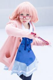 Mirai Kuriyama  from Beyond the Boundary worn by Setua