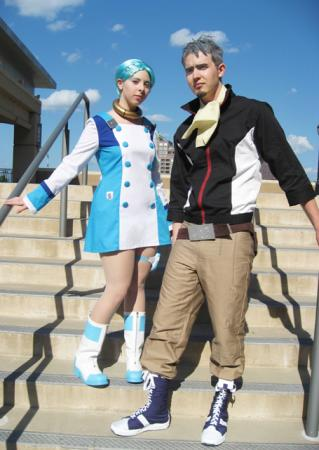 Eureka from Eureka seveN worn by Sophie Hatter