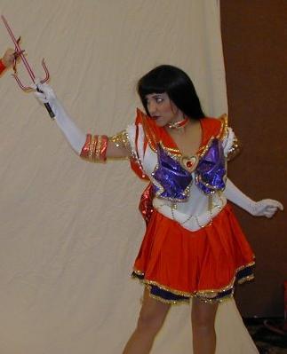 Sailor Mars from Sailor Moon Seramyu Musicals