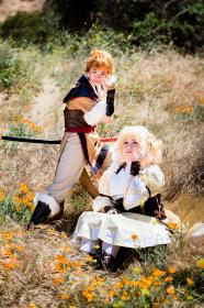 Owain from Fire Emblem: Awakening worn by Gwiffen