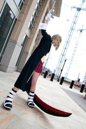 Maka Albarn from Soul Eater worn by Gwiffen