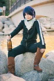 Yato from Noragami worn by Gwiffen