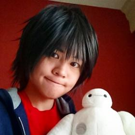 Hiro Hamada from Big Hero 6 worn by Gwiffen