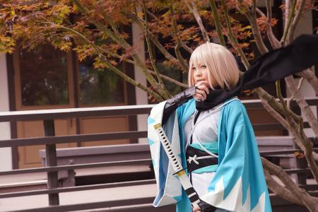 Okita Souji from Fate/Grand Order worn by Gwiffen