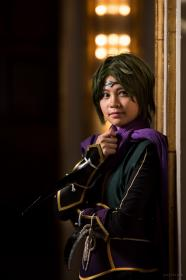 Kaze / Suzukaze from Fire Emblem Fates worn by Gwiffen