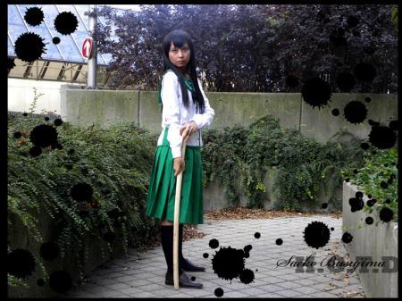 Busujima Saeko