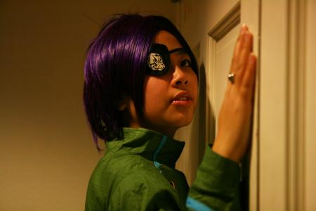 Chrome Dokuro from Katekyo Hitman Reborn! worn by Gumii