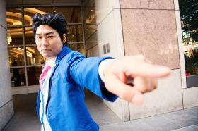 Phoenix Wright from Phoenix Wright: Ace Attorney - Dual Destinies (Worn by sourdough)