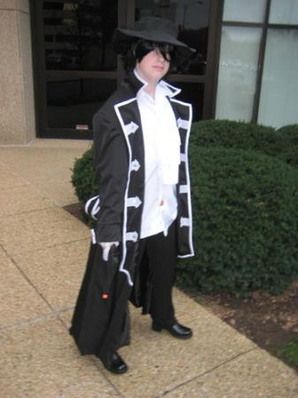 Gilbert Nightray (Raven) from Pandora Hearts