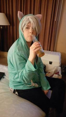 Victor Nikiforov from Yuri! on Ice worn by Lyn Hargreaves