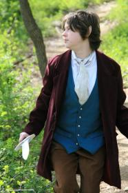 Bilbo Baggins from Hobbit, The worn by Lyn Hargreaves