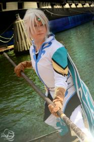 Mikleo from Tales of Zestiria worn by Lyn Hargreaves