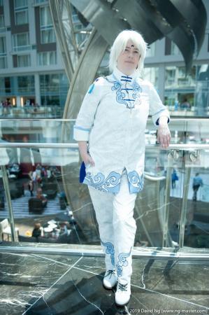 Prince Diamond from Sailor Moon R