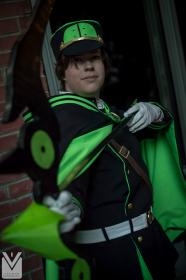 Yoichi Saotome from Seraph of the End worn by Lyn Hargreaves