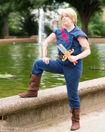 Ren Octapon from Pirates of Dark Water