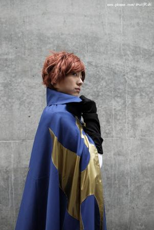 Suzaku Kururugi from Code Geass R2 worn by Sephy