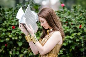 Jane Foster from Thor 2 worn by Lady S.