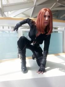 Black Widow from Captain America: The Winter Soldier worn by Lady S.