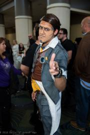 Handsome Jack from Borderlands 2 worn by JFBount