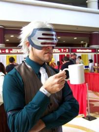 Godot from Phoenix Wright: Trials and Tribulations worn by JFBount