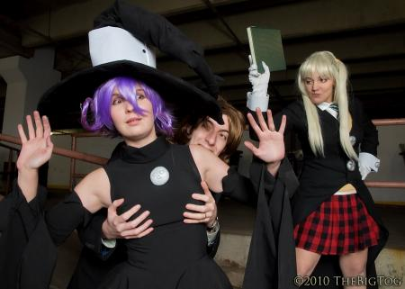 Blair from Soul Eater worn by Neoangelwink