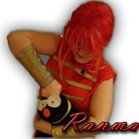 Ranma Saotome from Ranma 1/2 worn by Warkified Chocobo