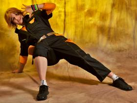 Yosuke Hanamura from Persona 4: Dancing All Night