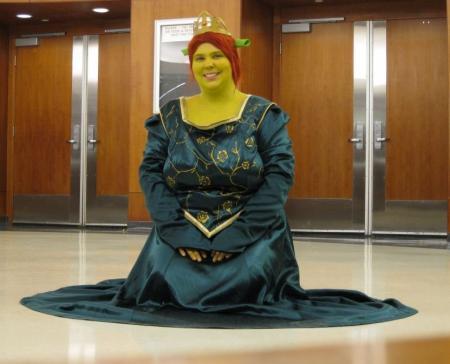 Fiona from Shrek worn by ardhri