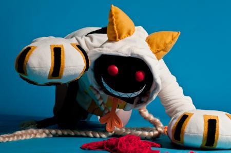Taokaka from BlazBlue: Calamity Trigger worn by Nikkiolie