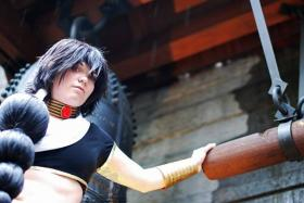 Judar from Magi Labyrinth of Magic worn by Nikkiolie