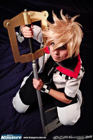 Roxas from Kingdom Hearts 2