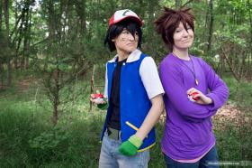 Ash Ketchum / Satoshi from Pokemon worn by mostflogged