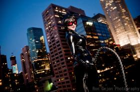 Catwoman from DC Comics worn by mostflogged