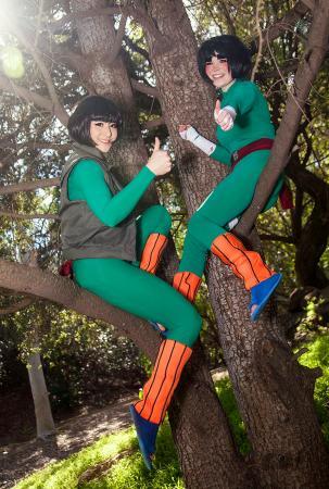 Gai Maito (Naruto)  by mostflogged