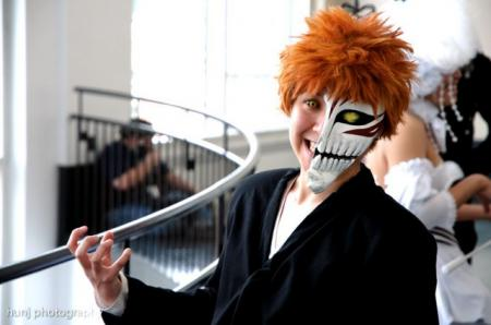 Ichigo Kurosaki from Bleach worn by Shounen Soul
