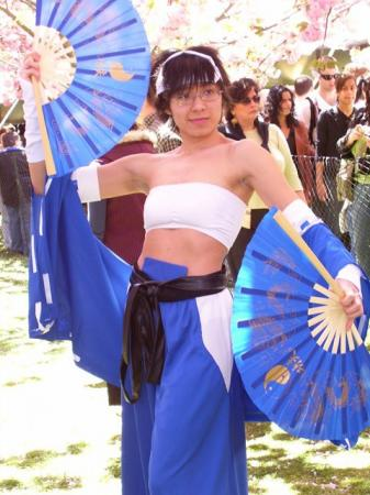 Anji Mito from Guilty Gear XX worn by Shounen Soul