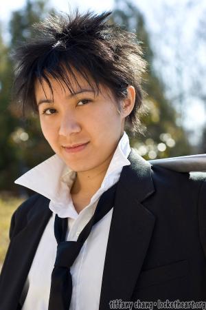 Takeshi Yamamoto from Katekyo Hitman Reborn! worn by Shounen Soul