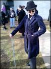 Sherlock Holmes from Sherlock Holmes worn by Shounen Soul