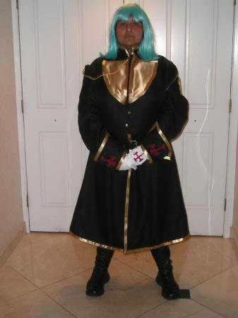 Brother Petros from Trinity Blood
