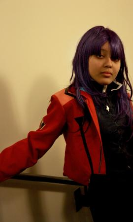 Misato Katsuragi from Neon Genesis Evangelion worn by Renzokuken