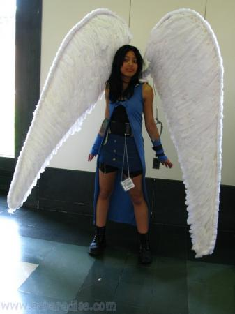 Rinoa Heartilly from Final Fantasy VIII worn by Renzokuken