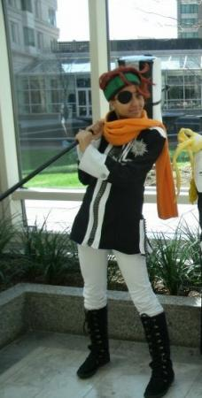 Lavi from D. Gray-Man worn by Renzokuken