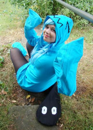 Wobbuffet / Sonansu from Pokemon worn by Jallou