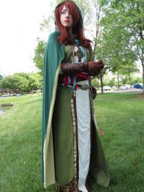 Emerald Herald (Shanalotte) from Dark Souls