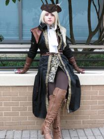 Lady Maria of the Astral Clocktower from Bloodborne