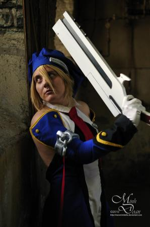 Noel Vermillion from BlazBlue: Calamity Trigger